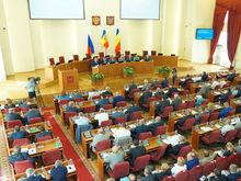 Определился окончательный состав Законодательного собрания Ростовской области
