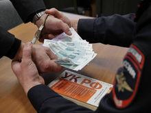 В Ростове экс-следователь получила условный срок за взятку в 1 млн рублей