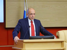 Сергей Сокол будет работать в Заксобрании Иркутской области
