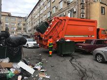 «Это угроза жизни». Прокуратура обвинила власти Челябинска в мусорном коллапсе