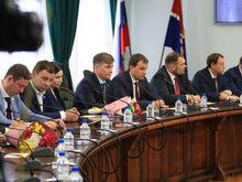 Новый состав красноярского горсовета может собирать кворум в Фейсбуке (фото)