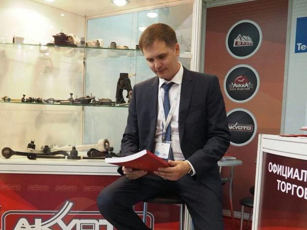 Сергей Карпушов