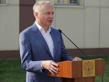Александр Усс предложил кандидатуру Юрия Лапшина на должность председателя правительства