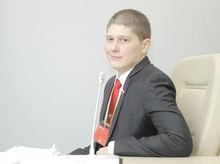 Сын нижегородского экс-мэра Никита Сорокин положительно оценил год работы Глеба Никитина