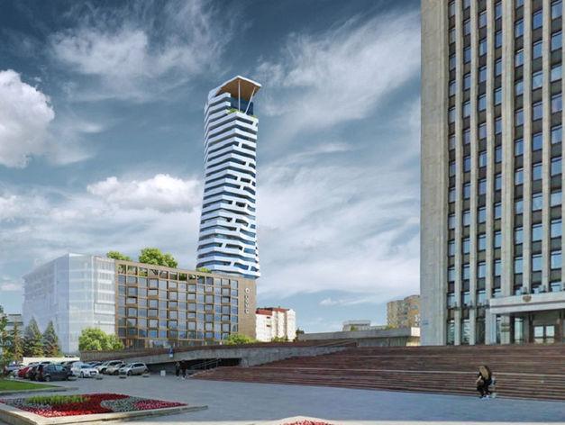 Самое престижное расположение в городе. УГМК построит огромную жилую башню на набережной