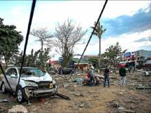 На Индонезию обрушились цунами и землетрясение: погибли более 800 человек