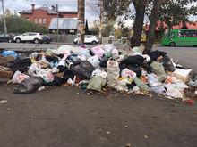 Екатеринбургу грозит мусорный коллапс. Прокуратура вынесла предупреждение мэрии