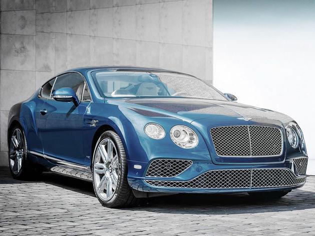 Россияне полюбили Bentley. Какие машины класса «люкс» чаще всего продаются в стране