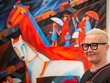 В Красноярск с мастер-классом для детей  приезжает известный российский художник