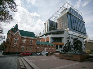 Строительство отеля Hyatt в Ростове выходит на завершающий этап