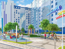 «Вира-Строй» начала строить жилой комплекс в гораэропорту