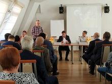 Отделение «Справедливой России» в Красноярском крае возглавил Александр Лымпио