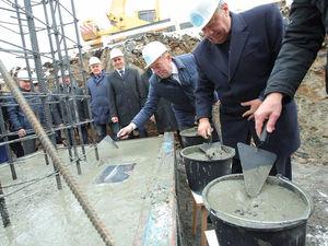 Аркадий Чернецкий запустил стройку цеха по переработке фекалий стоимостью 630 млн руб.