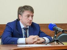 Павел Воронин покинул пост замглавы администрации Дзержинска