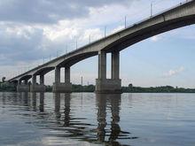 Мызинский мост в Нижнем Новгороде разделят в 2019 г.