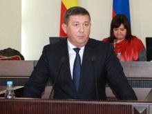 Бывший глава администрации города Шахты подозревается в получении взятки