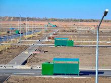 Строительство нового кладбища по Ростовом практически завершено