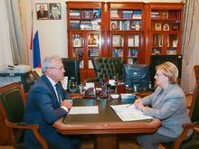 В Красноярск с рабочим визитом приедет министр здравоохранения России Вероника Скворцова