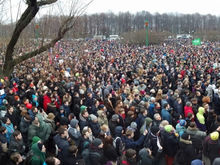 Ростовская область вошла в десятку протестных регионов
