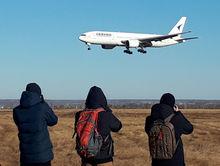 Из Челябинска запустили прямой рейс в Китай