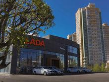 В Красноярске официально запустили еще один дилерский центр Lada