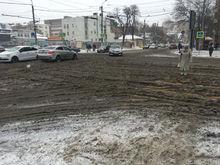 Администрация Ростова все же отчиталась об уборке города от снега