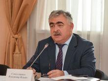 Владимир Сакеллариус вернулся на прежнюю должность в администрацию Ростова