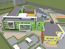 На окраине Екатеринбурга построят «путинскую» школу за миллиард рублей