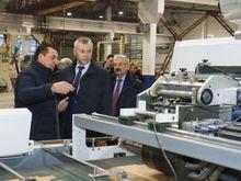 Новосибирский завод по производству бумаги будет запущен в 2019 году