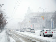 Из-за снежного циклона в Ростове ввели режим повышенной готовности