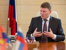 Мэр Красноярска Сергей Ерёмин назвал причину увольнения двух глав районов города