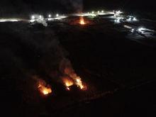 Экоактивисты сняли несколько костров на новом полигоне под Челябинском