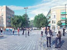 Ограничение движения на улице Дзержинского в Красноярске продлили еще на месяц