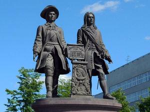С уральского издательства требуют деньги за эксплуатацию отцов-основателей Екатеринбурга