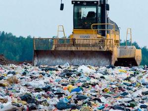 В Левенцовке вместо мусороперерабатывающего завода появится временная площадка для отходов