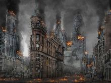«Пожары приведут к голоду, голод — к войскам в Донбассе». «Черный» прогноз на 2019 г.