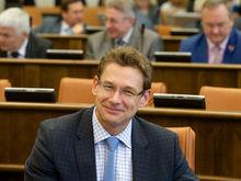 Первым вице-спикером законодательного собрания Красноярского края избран Сергей Попов