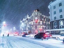 Снег близко: прогноз погоды в Ростове-на-Дону