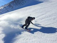 Красноярск попал в ТОП-5 городов России для катания на сноуборде