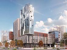 Архитекторы показали новый проект жилого района около Центрального стадиона