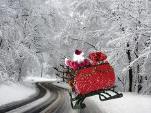 Парад 200 Дедов Морозов и сказочных персонажей пройдет в Новосибирске