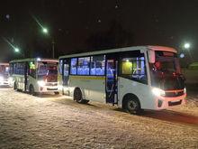 Семь коммерческих пассажирских автобусных маршрутов отменят с начала 2019 г.