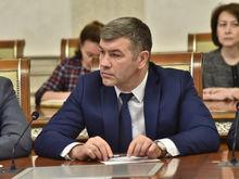 Назначен новый и.о. главы регионального Минпромторга