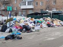 «Красноярская рециклинговая компания» решила сменить перевозчика мусора