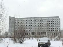 В Нижнем Новгороде на территории спортивного кластера продается недостроенный отель «Ibis»