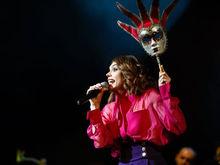 Марина Вишневская представит сольную программу «Которая поет»