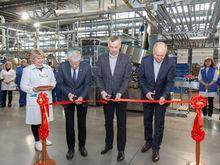 Новосибирский завод аэрозолей и бытовой химии открыл новую производственную линию