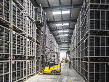 PNK Group построит 100 тысяч «квадратов» складов для «Ленты»