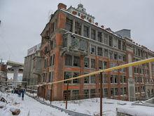 Вторая жизнь нижегородского мукомольного завода. Фасад здания превратится в арт-объект