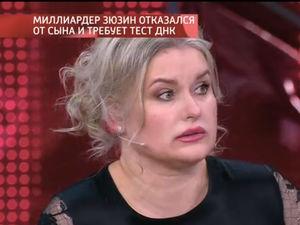 «Меня закатают в асфальт». Экс-жена владельца «Мечела» Зюзина пришла в шоу Андрея Малахова